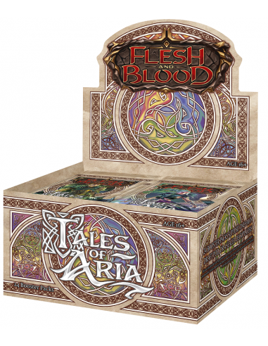 Tales of Aria Booster Box - First...