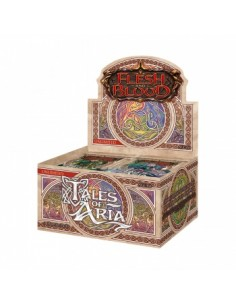 Tales of Aria Booster Box - Unlimited - Flesh & Blood