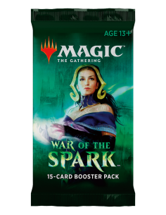 War of the Spark booster -...
