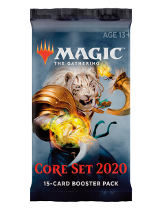 Core Set 2020 booster -...
