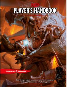 Players Handbook - Dungeons...