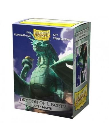 Dragon of Liberty - Matte Art 100...