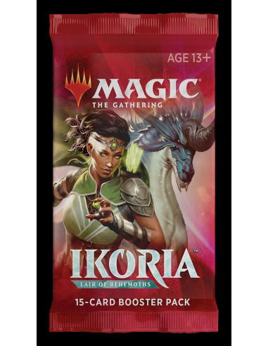 Ikoria Lair of Behemoths booster pack...