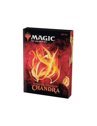 Signature Spellbook Chandra - Magic...