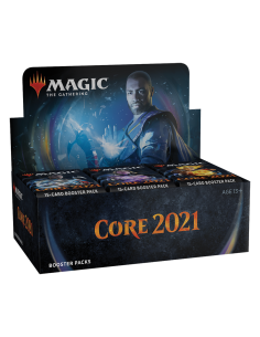Core Set 2021 - Booster...