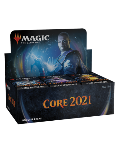 Core Set 2021 - Booster Display -...