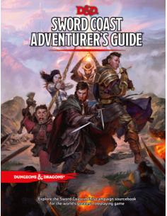 Sword Coast Adventurers...