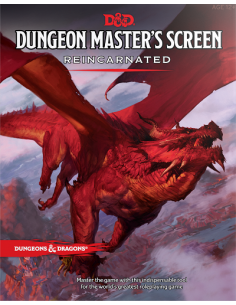 Dungeon Masters Screen -...