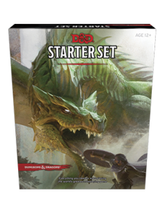Starter Set - Dungeons &...