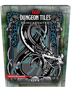 City - Dungeon Tiles...