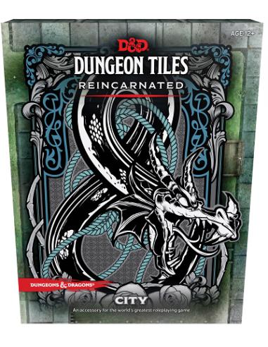 City - Dungeon Tiles Reincarnated -...