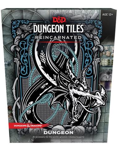 Dungeon - Dungeon Tiles Reincarnated...