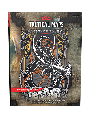 Tactical Maps Reincarnated - Dungeons...