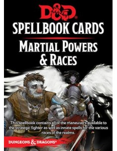Martial Powers & Races -...