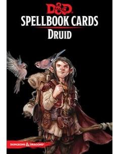 Druid - Spellbook Cards -...