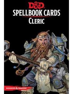 Cleric - Spellbook Cards -...