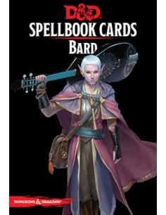 Bard - Spellbook Cards -...
