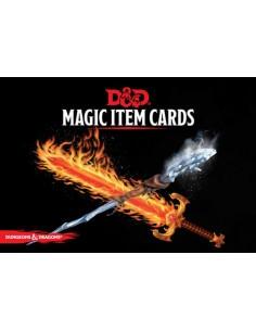 Magic Item Cards - Dungeon...