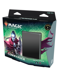 Sneak Attack Commander Deck...