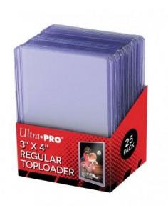 Toploader  25 stk - Ultra Pro