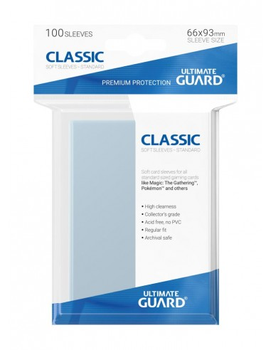 Classic 100 Sleeves - Penny Sleeves -...