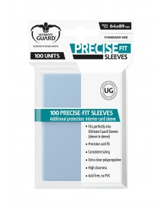 Precise-Fit 100 Sleeves -...