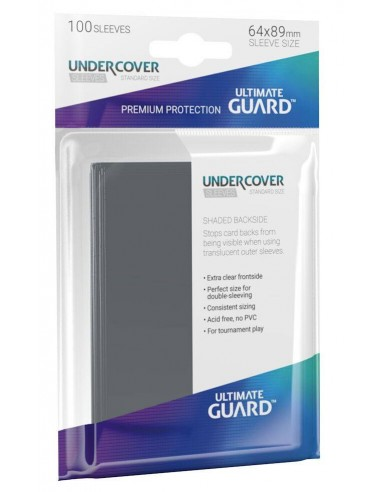 Undercover Precise-Fit - 100 Sleeves...