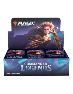 Commander Legends - Draft...