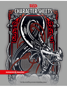 Character Sheets - Dungeons...