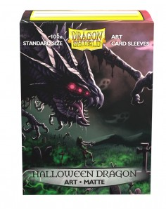 Halloween Dragon - 100 stk...