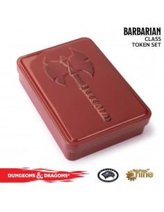 Barbarian Token Set -...