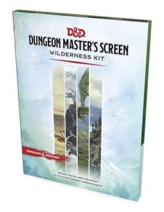 Dungeon Masters Screen...