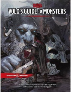 Volo's Guide to Monsters -...