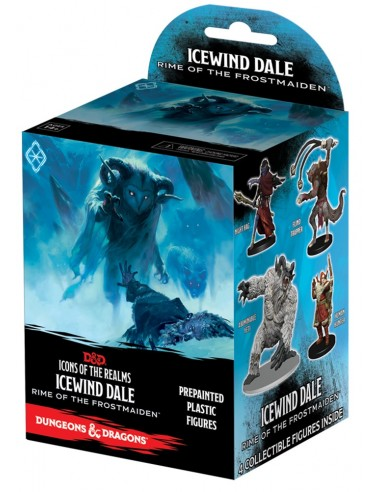 Icewind Dale: Rime of the Frostmaiden...