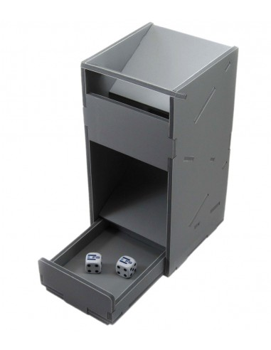 Dice Tower - Folded Space