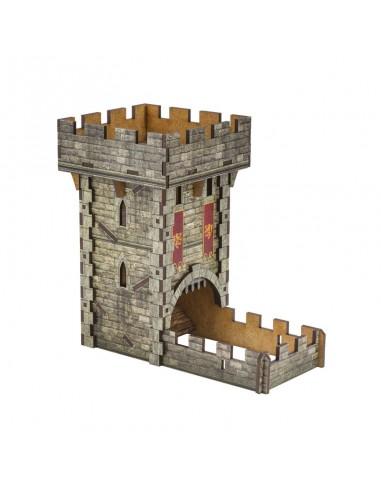Color Dice Tower Medieval - Q Workshop