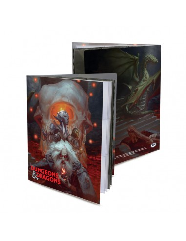 Character Folio Mad Mage - Dungeons &...