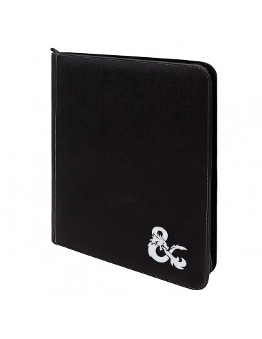 Premium Zippered Character Folio -...