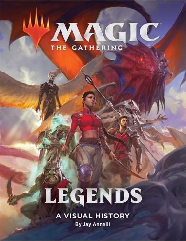 Legends: A Visual Story - Magic the...