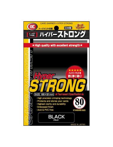 Hyper Strong Sleeves 80 stk -...