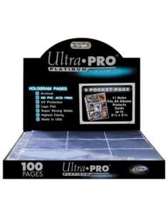 9-Pocket Platinum Series...