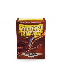 Matte Dragon Shield - 100...