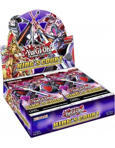 King's Court booster box -...