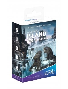 Island - 100 stk Artwork...